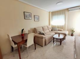 Apartamento Salamanca 34