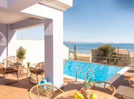 Corfu Sea View Villa - Leo