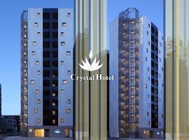 Nippombashi Crystal Hotel Ⅱ, hotel near Nipponbashi Monument, Osaka
