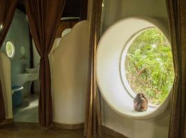 Jazba, hotel económico en Tulum
