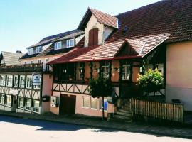 Waldecker Taverne, economy hotel in Bad Arolsen