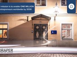 Draper Startup House for Entrepreneurs, albergue en Tallin