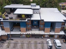 The Madeline Boutique Hotel & Suites, hotel near D' Bone Collector Museum, Davao City