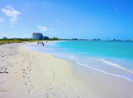 Tropical Grace Bay Beach Villa