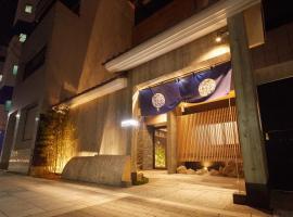 Hotel Amaterrace Nippombashi-higashi, hotel near Kujo-ji Temple, Osaka