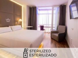 Exe Plaza, hotel en Madrid
