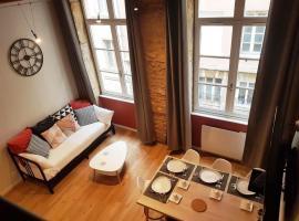 Cosy appartement Lyon Centre -Pentes Croix Rousse