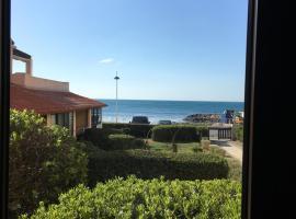 Tres beau studio vue sur mer