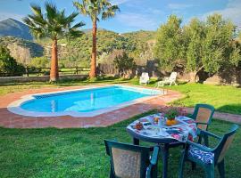 Acogedora casa rural en Zahara de la Sierra, hotel en Zahara de la Sierra