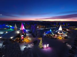 Santa Claus Holiday Village, hotel in Rovaniemi