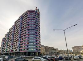 Двухкомнатные апартаменты Артек, апартаменты/квартира в Екатеринбурге