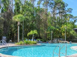 Fairfield Inn & Suites by Marriott Orlando Kissimmee/Celebration, hotel in Orlando