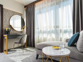 Rosslyn Central Park Hotel Sofia: Sofya'da bir otel