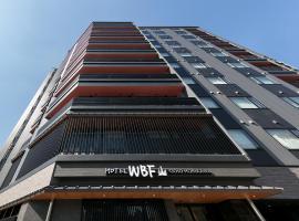 HOTEL WBF Gojo Horikawa