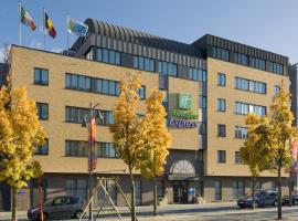 Holiday Inn Express Hasselt, accessible hotel in Hasselt