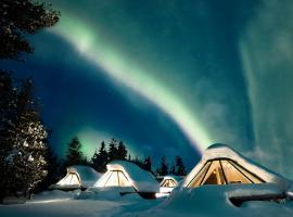Wilderness Hotel Muotka & Igloos