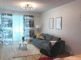 City Homes Oulu Deluxe Apartment 2 Bedrooms