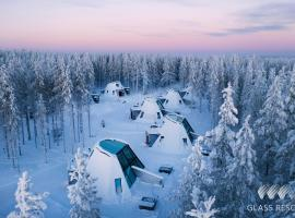 Glass Resort, hotel in Rovaniemi