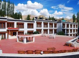 Hotel Mandala Leh Ladakh
