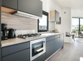 Lodge: 6 pers., 3 slaapkamers, hotel in Nunspeet