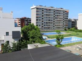 EGONA-EU37 Aparta con piscina a 5 min de la playa