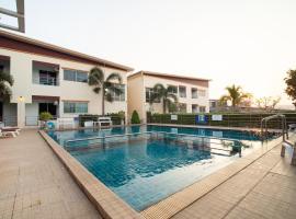 OYO 824 Valida Resort near Pattaya City Hospital