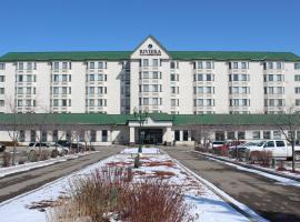 Riviera Hotel Calgary Airport, budget hotel in Calgary
