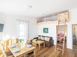 Alpen-Hostel - Apartment Morgen- und Abendsonne