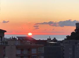 Sun&Sea Terrace Two-Bedroom Apartment
