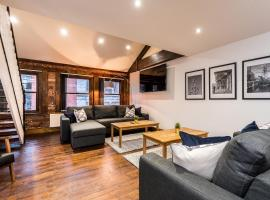 Prestige STAY Aparthotel - 27 Stanley Street, self catering accommodation in Liverpool
