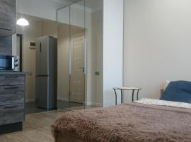 Сozy studio na Salutina, accessible hotel in Rostov on Don