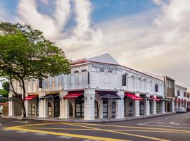 Macalister Hotel by PHC, family hotel in George Town