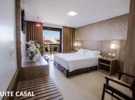 Foz Presidente Comfort Hotel, hotel em Foz do Iguaçu