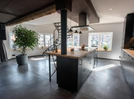 Froissart Loft, self catering accommodation in Chimay
