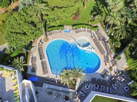 Hotel Cannes Montfleury, hotel with pools in Cannes