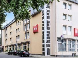 ibis Aachen Marschiertor - Aix-la-Chapelle, hotel in Aachen
