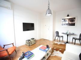 Best Design Apartment Leblon, hotel near Rio de Janeiro Botanical Gardens, Rio de Janeiro