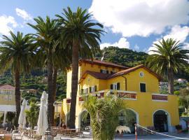 Villa Eva Beach, hotel a Ventimiglia