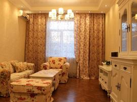 classic style apartment