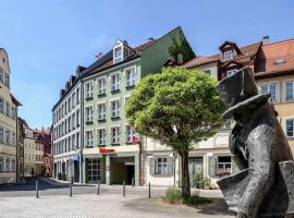 ibis Styles Bamberg, hotel in Bamberg