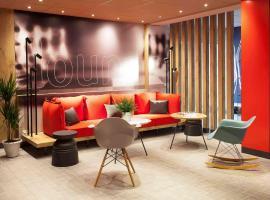 ibis Cherbourg La Glacerie, accessible hotel in Cherbourg en Cotentin