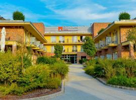 LÁSZLÓ Turistaszálló, hotel in Visegrád