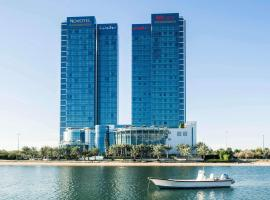 Novotel Abu Dhabi Gate, hotel in Abu Dhabi