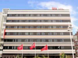 ibis Leiden Centre, hotel near Space Expo Noordwijk, Leiden