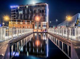 Mercure Cherbourg Centre Port, accessible hotel in Cherbourg en Cotentin