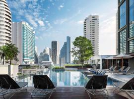Novotel Bangkok Sukhumvit 20, hotell nära Emporium köpcenter, Bangkok