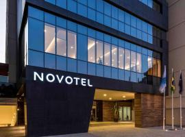 Novotel RJ Praia de Botafogo, hôtel avec jacuzzi à Rio de Janeiro