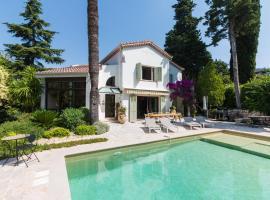 Villa Tsavorite - Cannes Californie