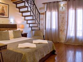 Casa Del Mar, pet-friendly hotel in Chania Town