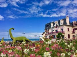 Hôtel Outre-Mer Boutique, hotel in Villers-sur-Mer
